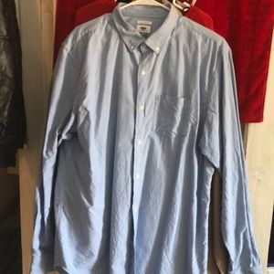 Old Navy buttoned shirt